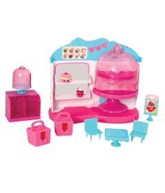 Playset-com-Acessorios---Shopkins---Cupcake-Queen-Cafe---DTC
