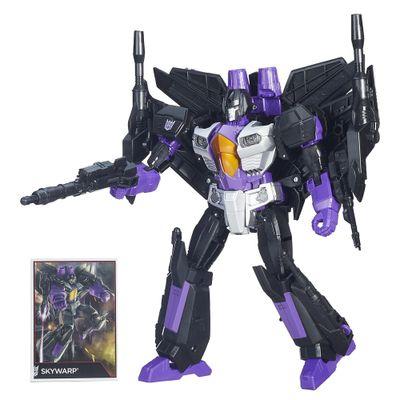 Boneco-Transformers-Generations-Leader---Skywarp---Hasbro