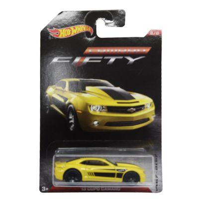 Carrinho-Die-Cast---Hot-Wheels---Camaro-Edicao-50-Anos---13-Copo-Camaro---Mattel