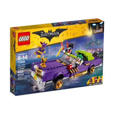 70906---LEGO-The-Batman-Movie---O-Extravagante-Lowrider-do-Coringa-embalagem