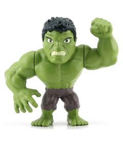 Figura-Colecionavel-15-Cm---Metals---Disney---Marvel---Civil-War---Hulk---DTC