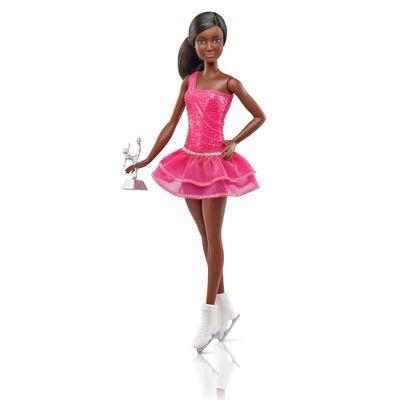 Boneca-Barbie---Profissoes---Bailarina---Negra---Mattel