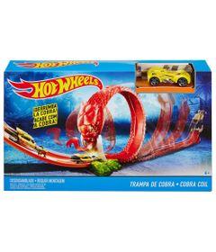 Pista-Hot-Wheels---Criaturas---Trampa-de-Cobra---Mattel