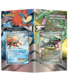 Deck-Pokemon---Arena-de-Batalha---Keldeo-Vs-Rayquaza---Copag