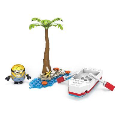 Playset-Mega-Bloks---Minions---Fuga-no-Barco-a-Remos---Mattel