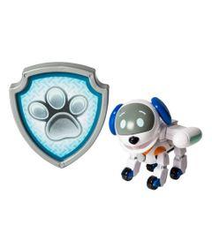 Boneco-com-Distintivo---Patrulha-Canina---Robo-Dog---Sunny-Frente