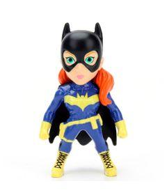 Figura-Colecionavel-6-Cm---Metals---DC-Super-Hero-Girls---Batgirl-Azul---DTC