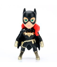 Figura-Colecionavel-6-Cm---Metals---DC-Super-Hero-Girls---Batgirl-Black---DTC