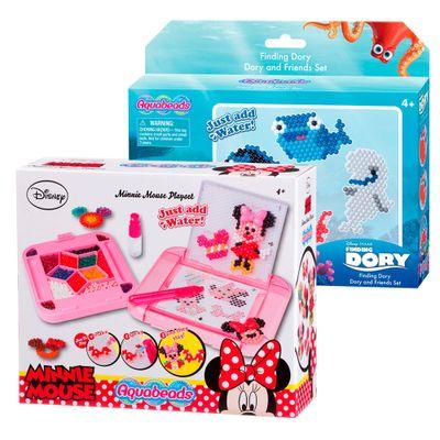 Kit-de-Montagem-Aquabeads---Disney-Minnie-Mouse-e-Procurando-Dory---Epoch