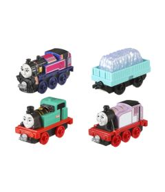 Conjunto-de-Locomotivas-e-Vagao---Thomas-e-Friends-Adventure---Corrida-do-Diamante---Fisher-Price