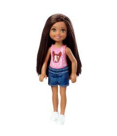 Mini-Boneca---Familia-da-Barbie---Chelsea-Club---Negra---Mattel