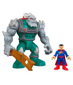 Veiculos---Imaginext-DC-Super-Amigos---Apocalypse-e-Superman---Fisher-Price