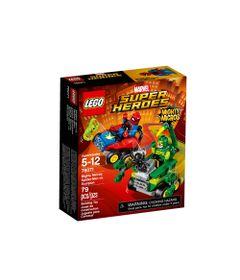 76071---LEGO-Super-Heroes---Poderosos-Micros--Homem-Aranha-contra-Escorpiao