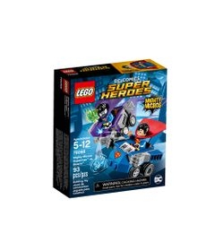 76068---LEGO-Super-Heroes---Poderosos-Micros--Super-Homem-vs.-Bizarro