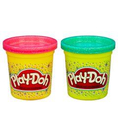 Play-Doh-com-Glitter---Princesas-Disney---2-Potes---Hasbro
