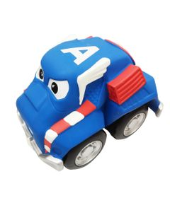 Mini-Veiculos---Chuck-Friends---Classics-e-Marvel---Chuck-Cruisers---Capitao-America---Tomy