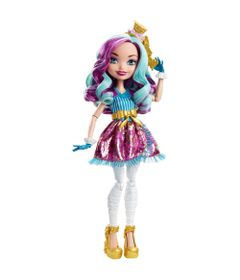 Boneca-Articulada---30-Cm---Ever-After-High---Powerfull-Princess-Club---Madeline-Hatter---Mattel