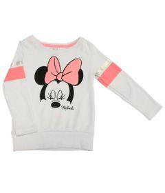 Blusa-Manga-Longa-em-Suedine---Minnie---Branco-Rosa-e-Pink---Disney---1