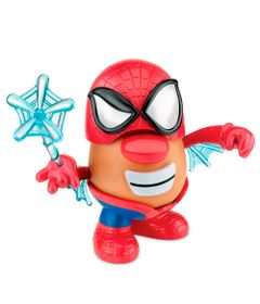 Figura-Mr-Potato-Head---Spider-Spud---Marvel---Playskool-Friends---Hasbro