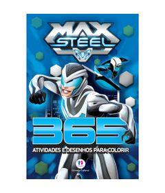 365-Atividades---Max-Steel---Ciranda-Cultural