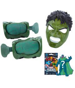 Conjunto-com-Acessorios-e-Boneco-Surpresa-Serie-4---Disney---Marvel---Avengers---Age-Of-Ultron---Hulk---Hasbro