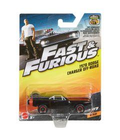 Carrinho-Die-Cast---Hot-Wheels---Velozes-e-Furiosos---1970-Dodge-Charge-Off-Road---Mattel