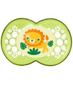 Chupeta---Crystal-Silk-Touch---Meninos---Fase-2---Verde---MAM