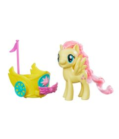 Conjunto-My-Little-Pony---Mini-Figura-com-Veiculo---Fluttershy---Hasbro