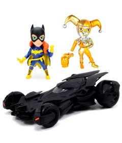 Kit-2-Figuras-Colecionaveis-10-Cm-e-Conjunto-de-Montagem---Metals---DC-Comics---DTC