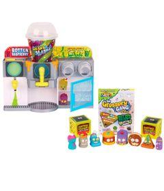 Kit-Playset-e-Conjunto-10-Mini-Figuras---Trash-Pack---Grossery-Gang---DTC