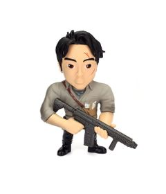 Figura-Colecionavel-10-Cm---Metals---The-Walking-Dead---Glenn-Rhee---DTC