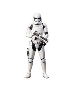 Figura-Colecionavel-30-Cm---Disney---Star-Wars---Episode-VII---Stormtrooper---Iron-Studios