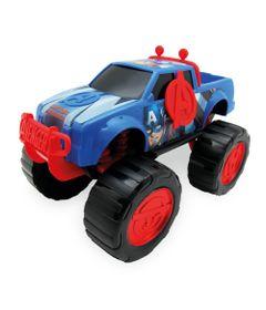 Carrinho-Roda-Livre---28-cm---Monster-Truck---Avengers---Capitao-America---Marvel---Toyng