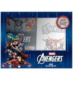 Livro-com-Camiseta---Os-Vingadores---Marvel---Disney---Melhoramentos