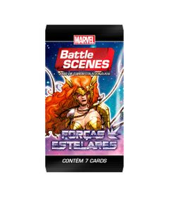 Deck-Battle-Scene---Booster-Unitario---Marvel---Forcas-Estelares---Angela---Copag