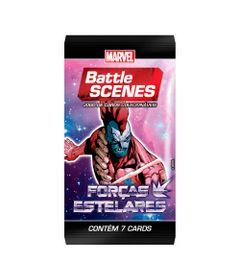 Deck-Battle-Scene---Booster-Unitario---Marvel---Forcas-Estelares---Yondu---Copag