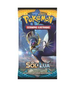Deck-Pokemon---Booster-Unitario---Sol-e-Lua---Lunala---Copag