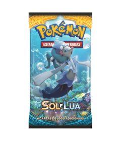 Deck-Pokemon---Booster-Unitario---Sol-e-Lua---Primarina---Copag