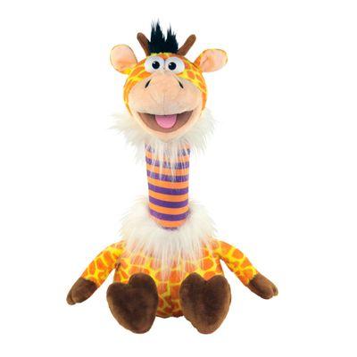 Pelucia-Fantoche---Pet-Repet-Zoo---Girafa---DTC