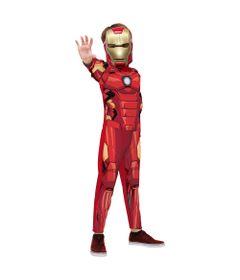 Fantasia-Classica-Longa--Homem-de-Ferro---Avengers---Marvel---Rubies---P