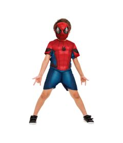Fantasia---Homem-Aranha-Homecoming---Marvel---Rubies---G