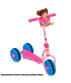Patinete-Girls---Baby-Alive---Bandeirante