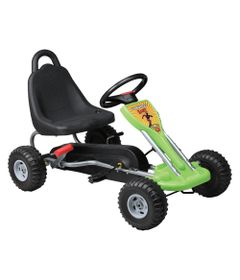 Mini-Kart-com-Pedal---Verde---Uni-Toys