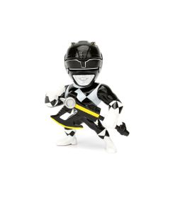 Figura-Colecionavel-10-Cm---Metals---Mighty-Morphin---Power-Rangers---Black-Ranger---DTC