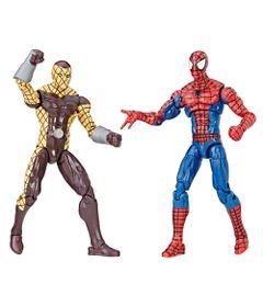 Conjunto-com-2-Figuras-de-Acao---12-cm---Marvel-Legends-Series---Spider-Man-e-Marvel-s-Schoker---Hasbro