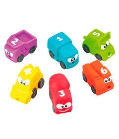 Conjunto-6-Brinquedos-de-Banho---Amiguinhos-do-Banho---Carrinhos---Soft-Baby---Yes-Toys