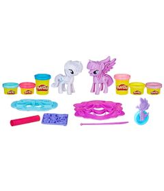 Massa-de-Modelar-e-Mini-Figuras---Play-Doh---My-Little-Pony---Diversao-Fashion---hasbro