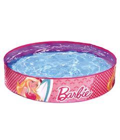 Piscina-Infantil---Redonda---Barbie-Fashion---224-Litros---Fun