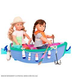Acessorios-para-Bonecas---Our-Generation---Barco-a-Remo-e-Conjunto-de-Pesca