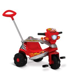 Triciclo-de-Passeio---Disney---Pixar---Carros-3---Relampago-McQueen---Bandeirante